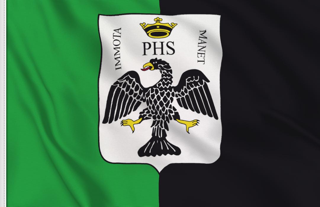 fahne Aquila, flagge von L' Aquila