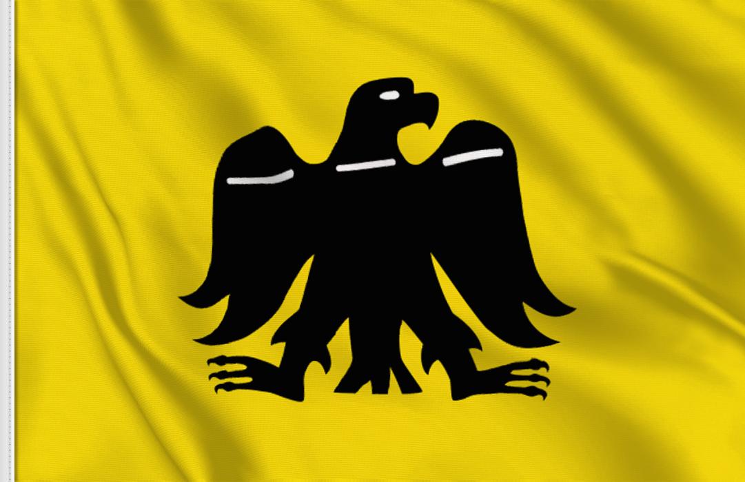 bandera de mesa de Arrano Beltza