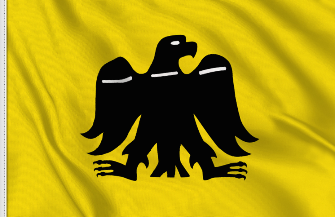 Arrano Beltza table flag