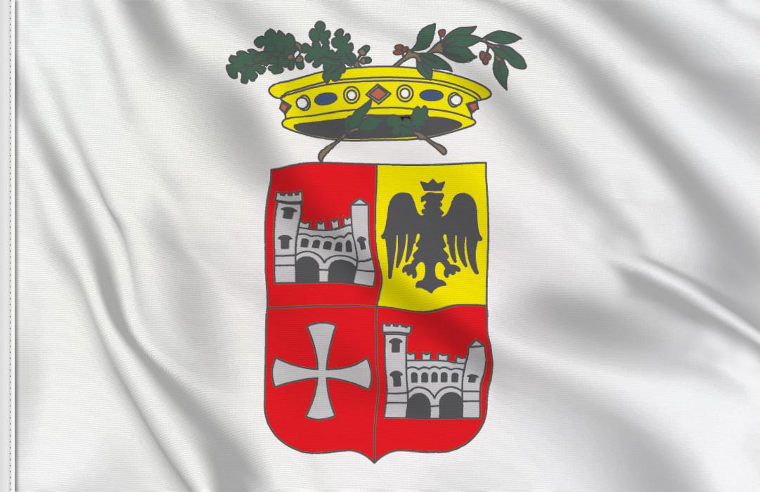 fahne Ascoli Piceno Provinz, flagge von Ascoli Piceno