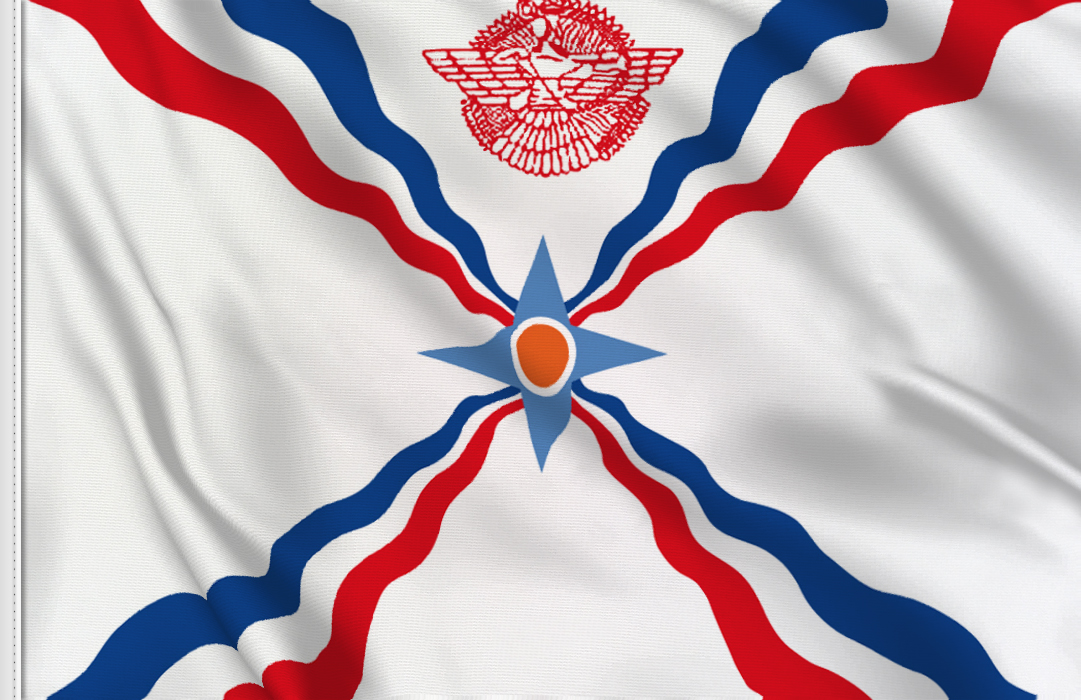 Assirya flag