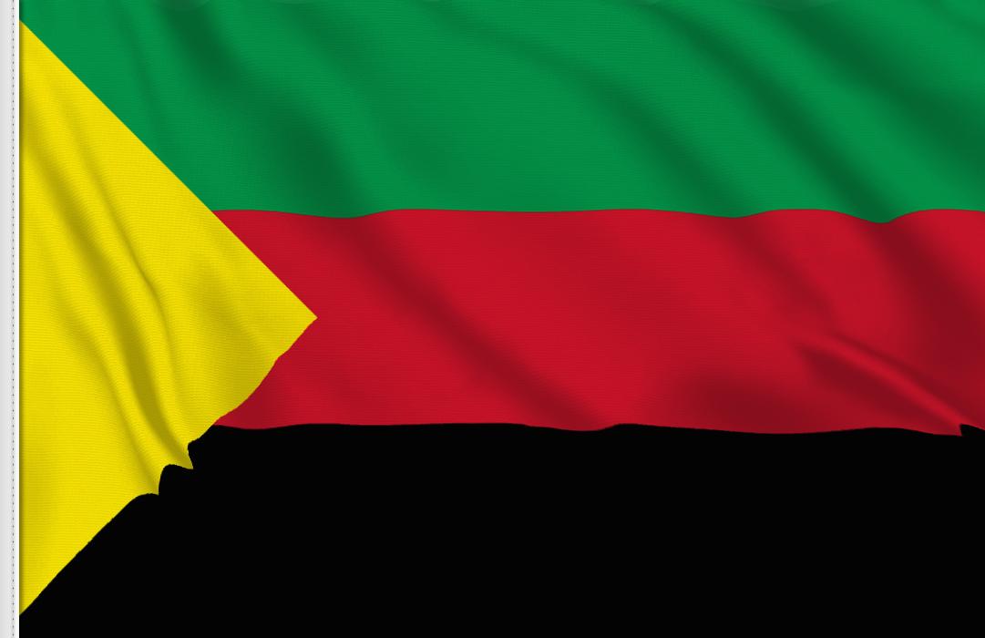 Azawad flag