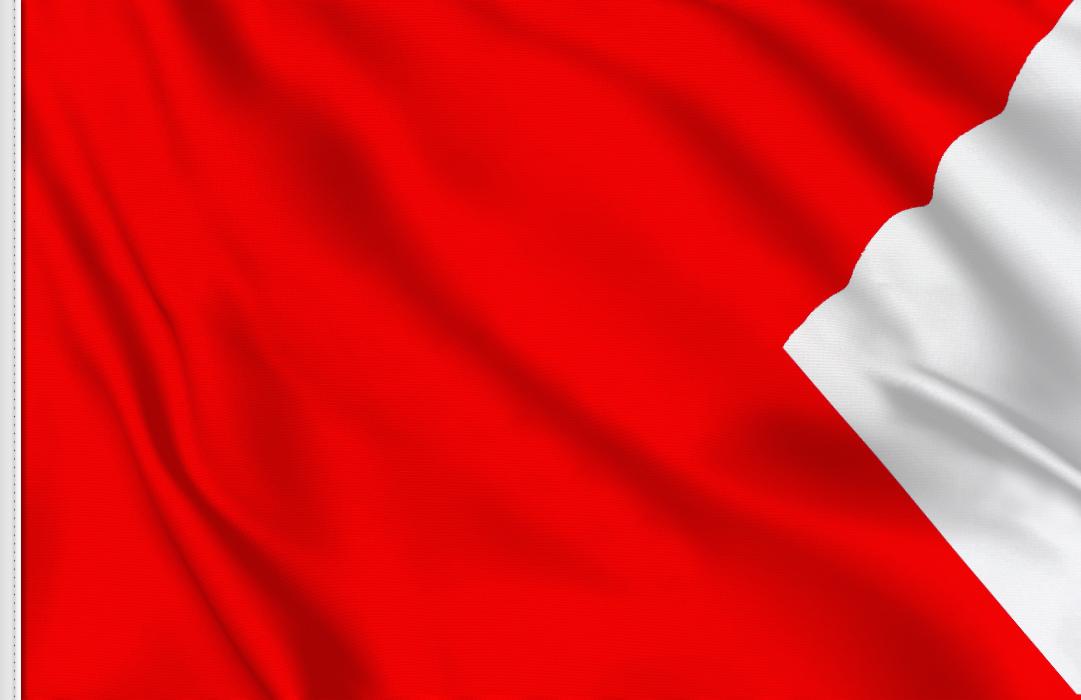 Letter B flag