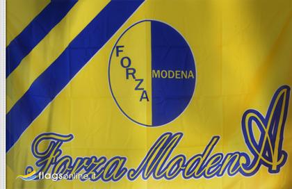 fahne Modena FC, flagge von Modena FC 1912