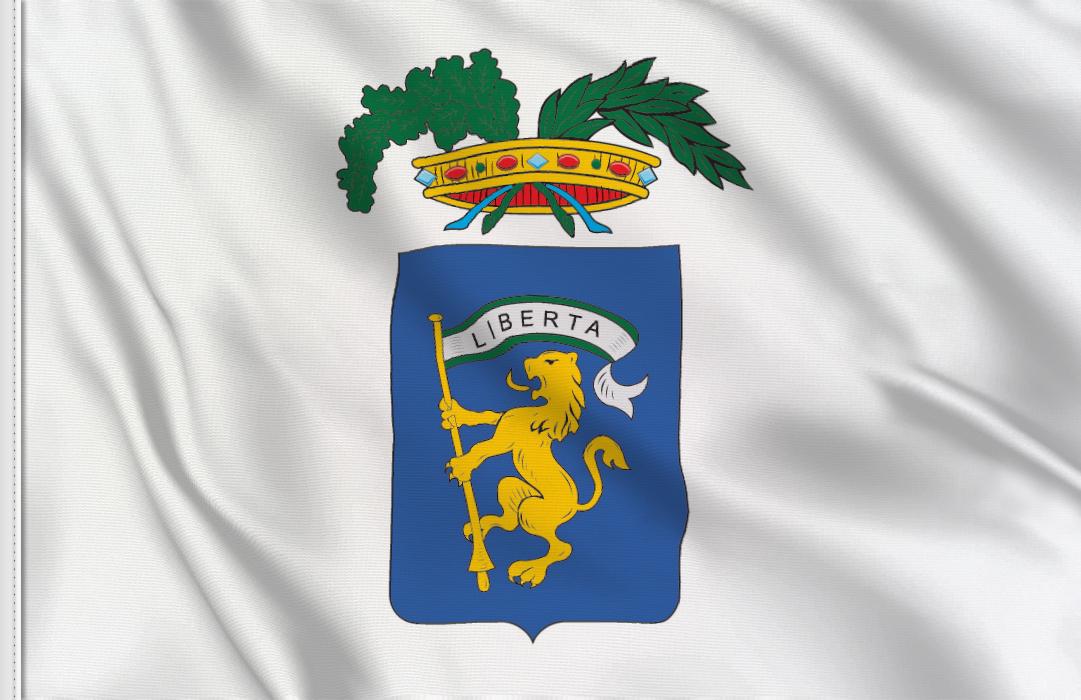 fahne Bologna Provinz, flagge von Bologna
