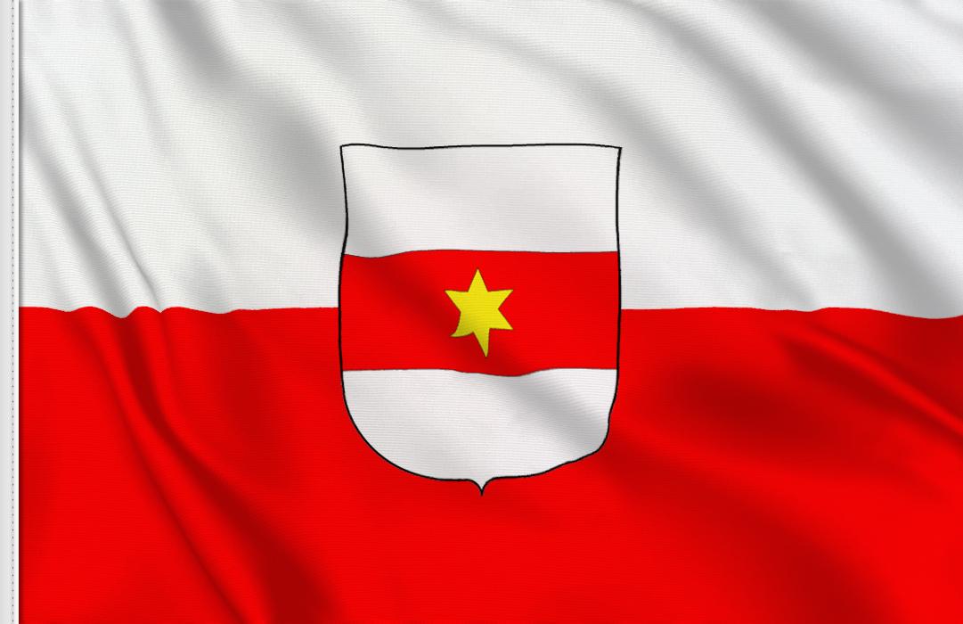 fahne Bozen, flagge von Bozen