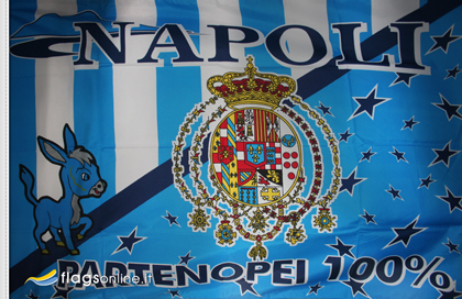 Napoli Bourbon flag