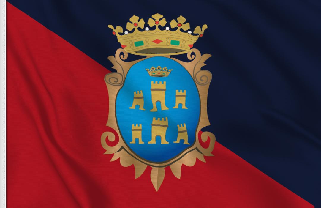 fahne Campobasso, flagge von Campobasso