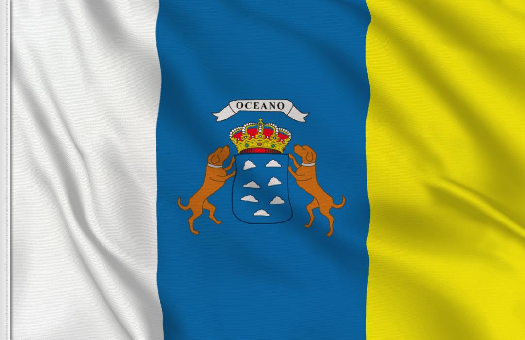 drapeau Ile Canaries