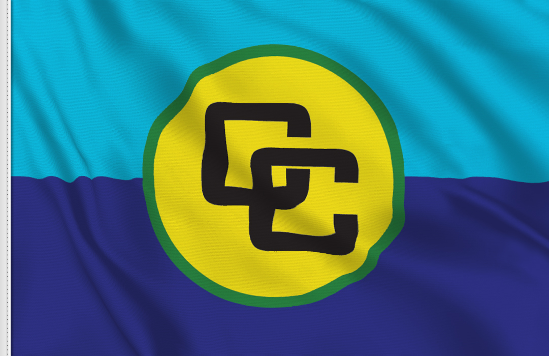 fahne Caricom, flagge von CARICOM