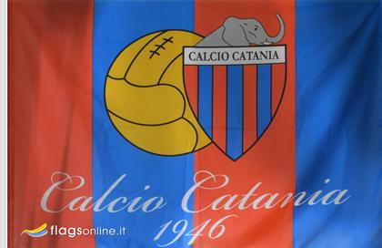 Catania Calcio flag