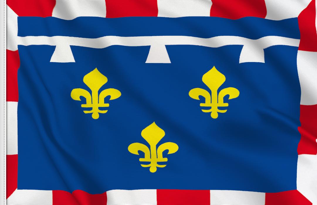 Centre flag