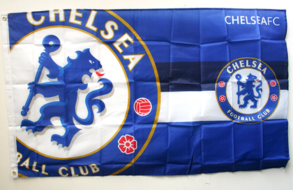 Chelsea Football Club flag