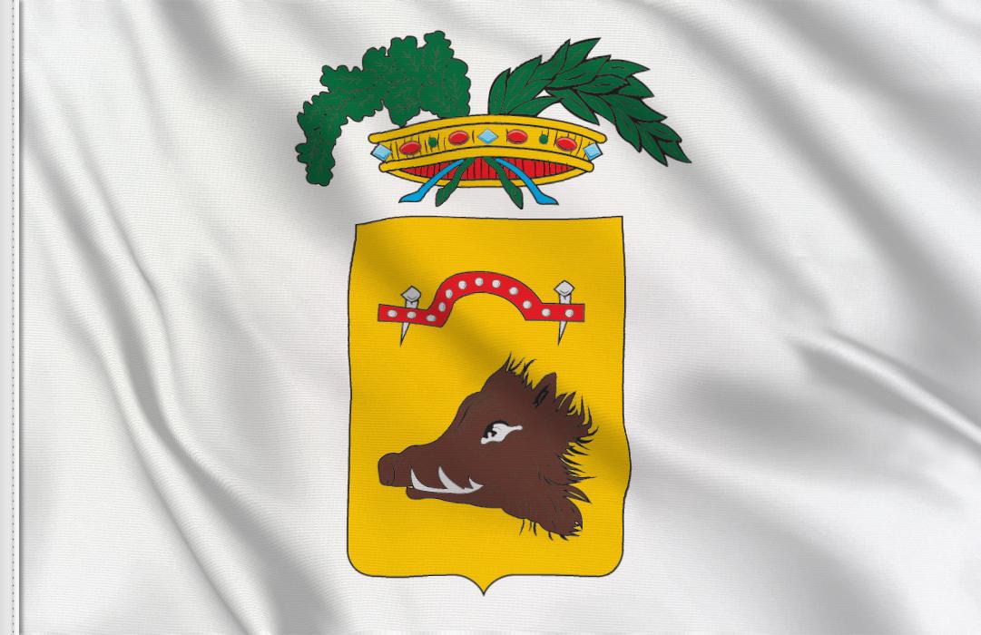 fahne Chieti Provinz, flagge von Chieti