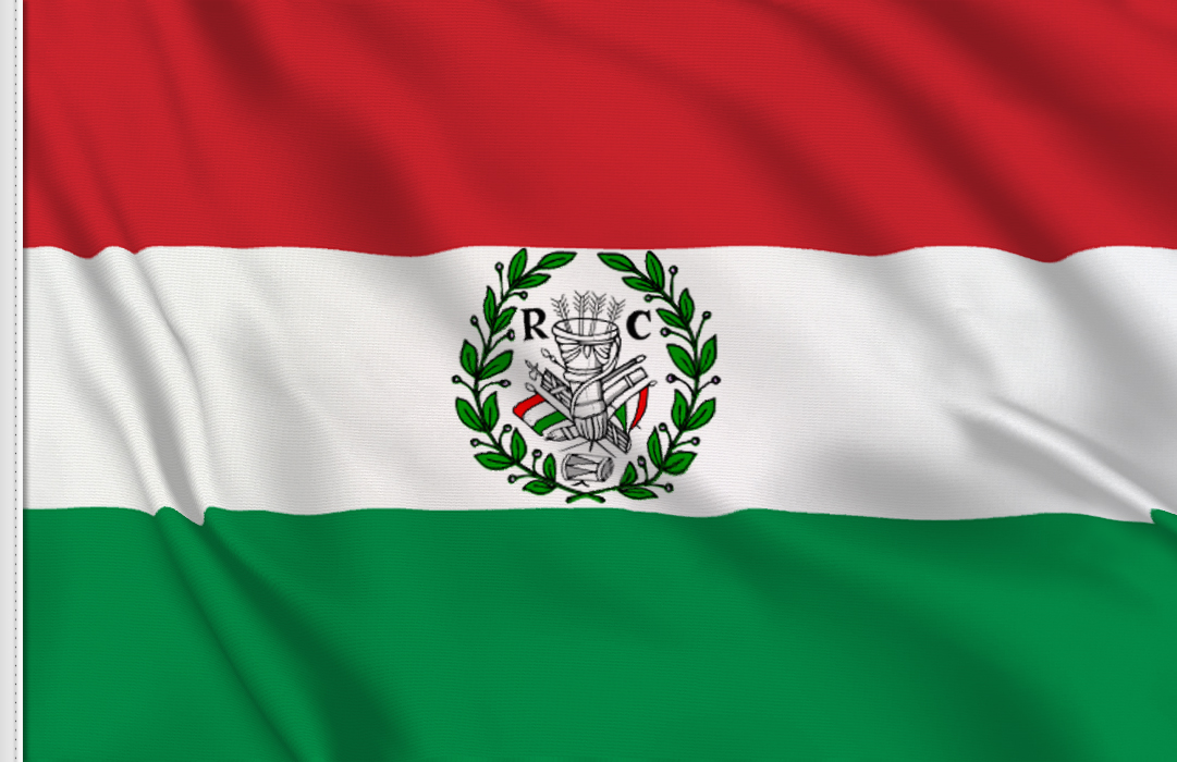 Republica Cispadana flag