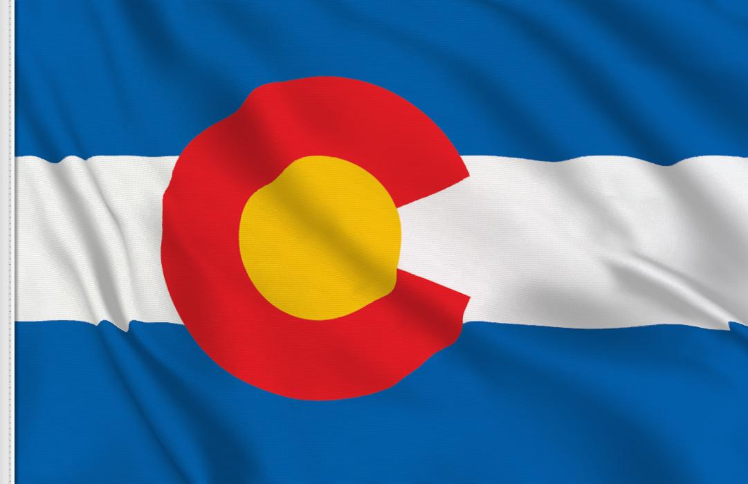 Colorado Flag To Buy Flagsonline It
