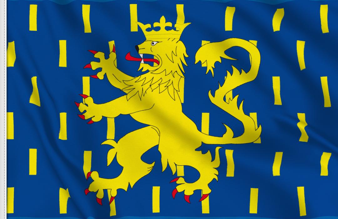 Bandiera Francia-Contea