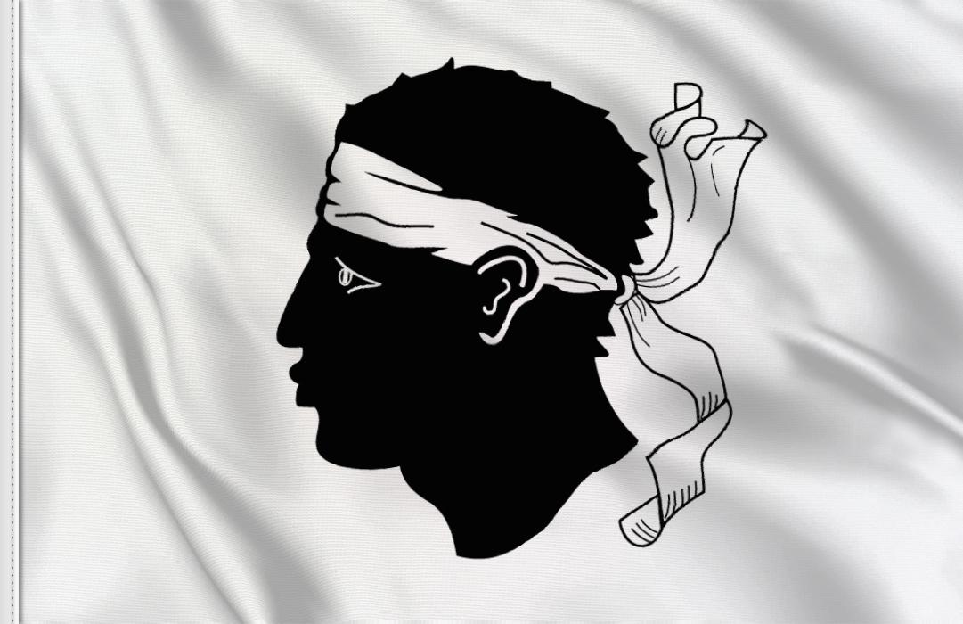 Corcega flag
