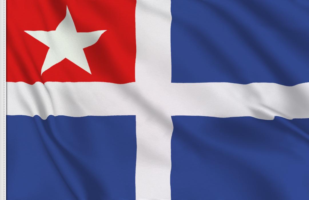 fahne Kreta, flagge kretische