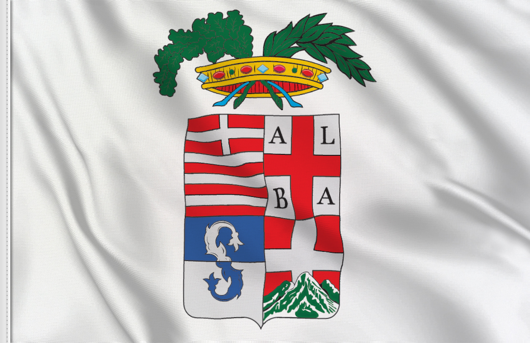 Cuneo-province flag