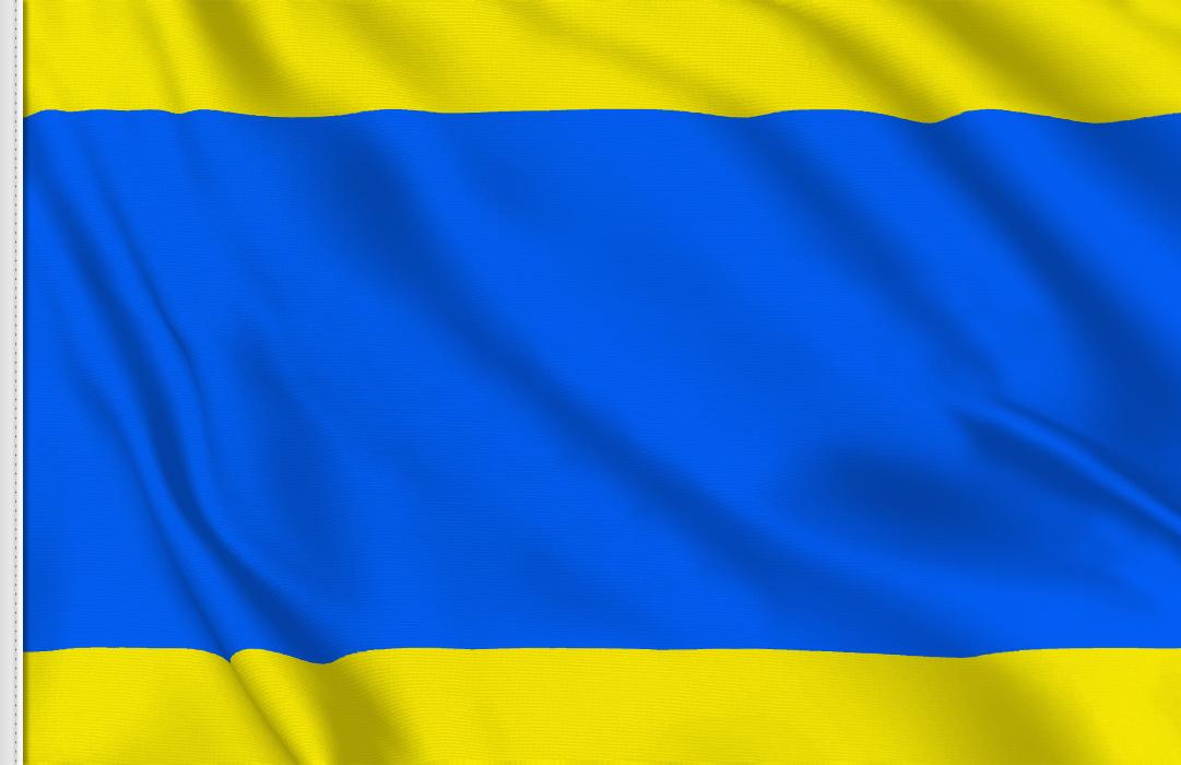 Letter D flag