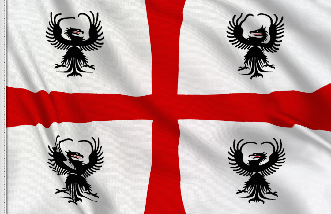 Ducado de Mantua flag