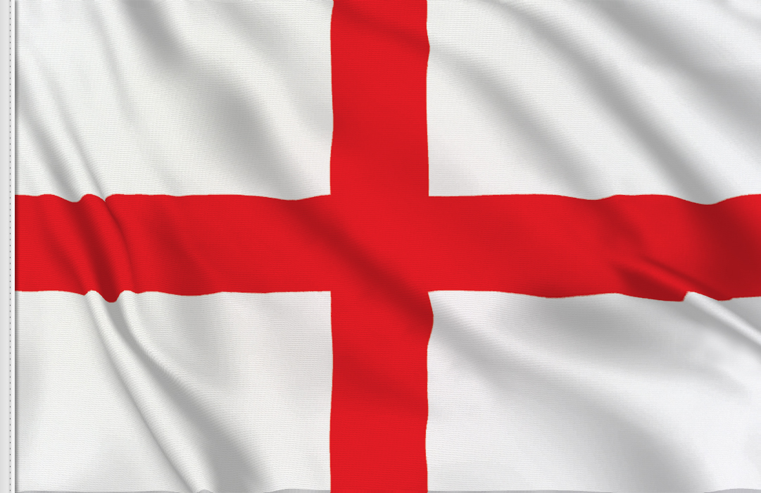 England flag stickers