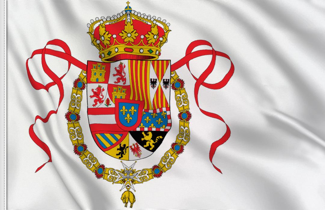 drapeau Espagne 1701