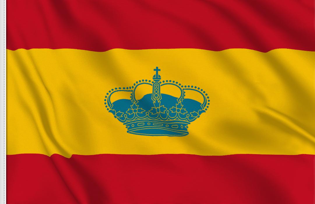 fahne Spanische Yacht, flagge spanische