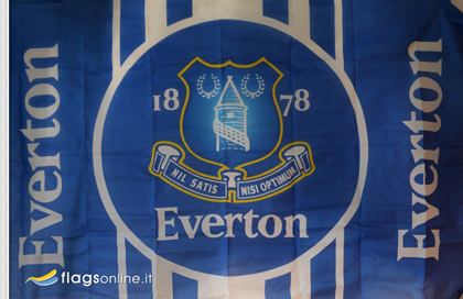 drapeau Everton Football Club Officiel