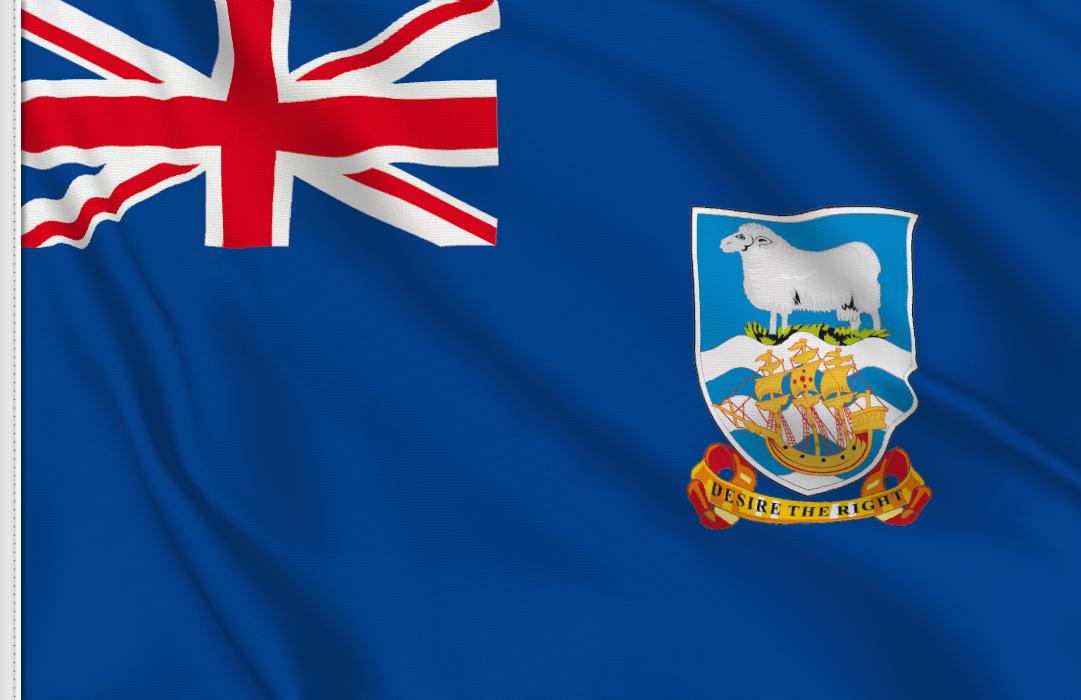 Islas Malvinas flag