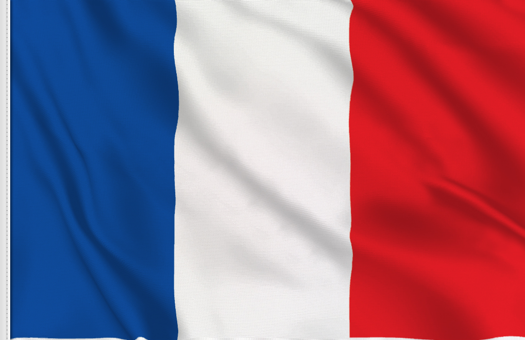 France flag stickers
