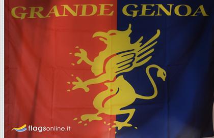 drapeau Genoa-calcio
