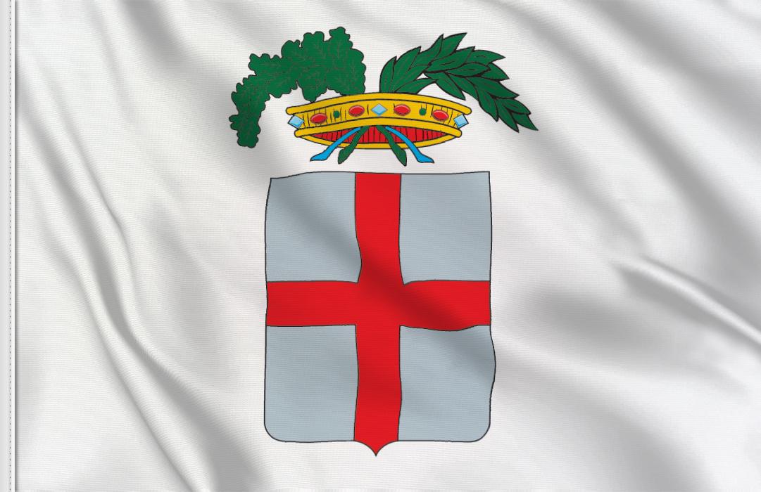 fahne Genua Provinz, flagge von Genua