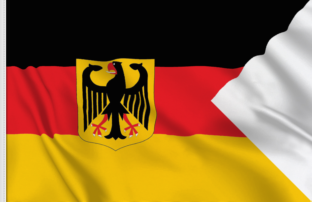 Germany Naval Ensign flag