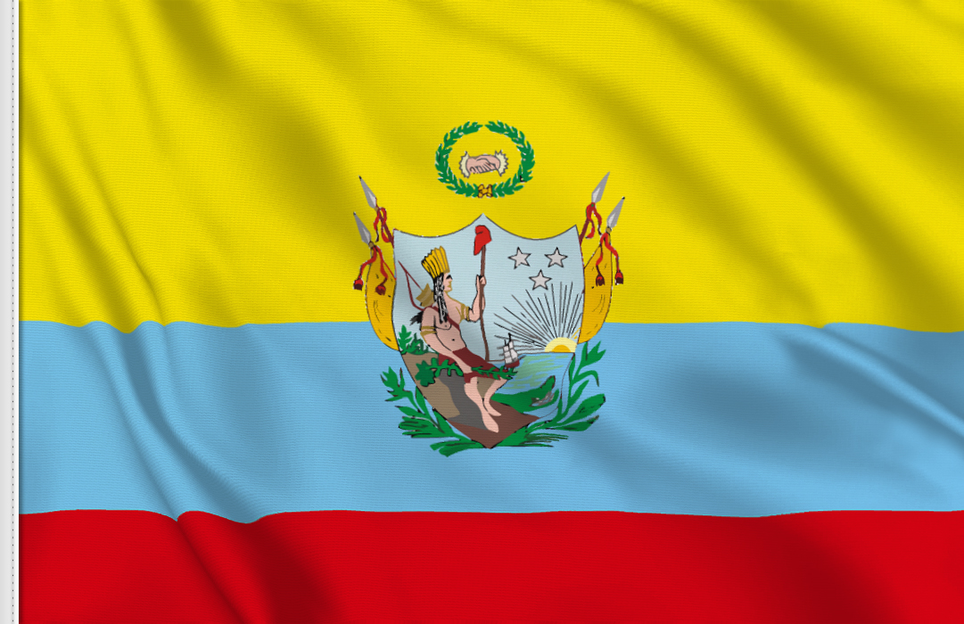 Bandiera Gran Colombia