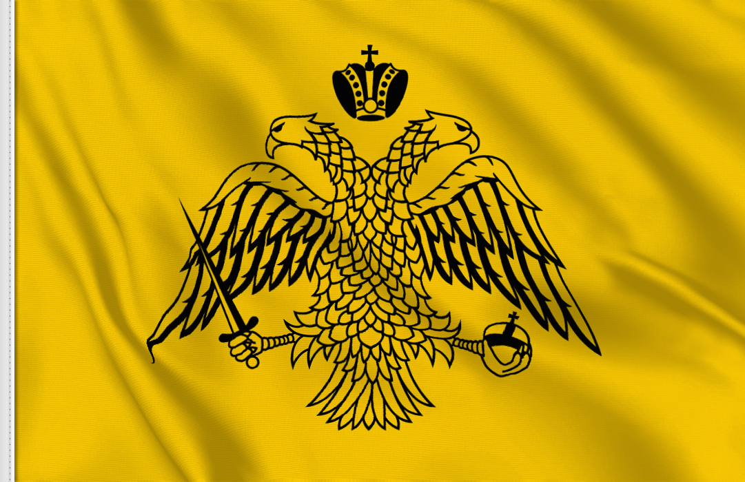 Greek Orthodox Church flag