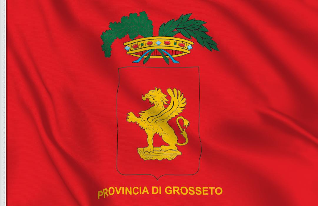 drapeau Grosseto Province