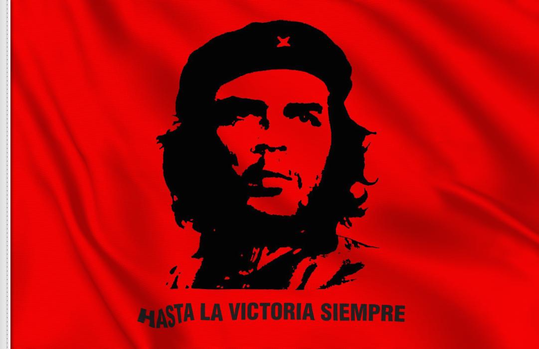fahne Che Guevara, flagge von Che Guevara