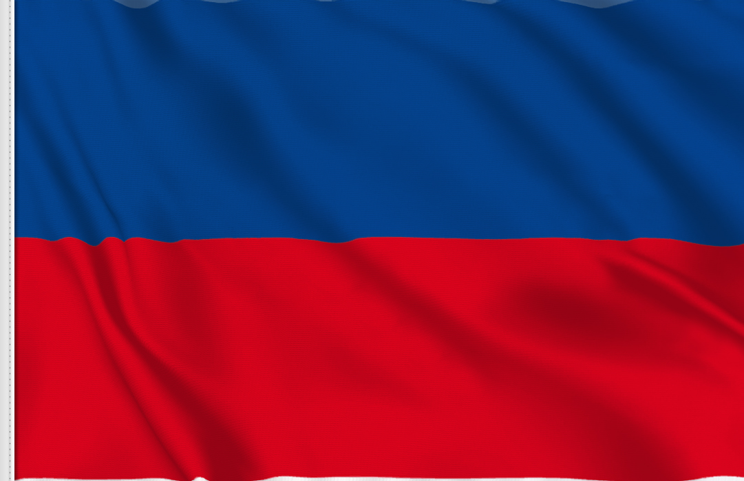 Haiti table flag