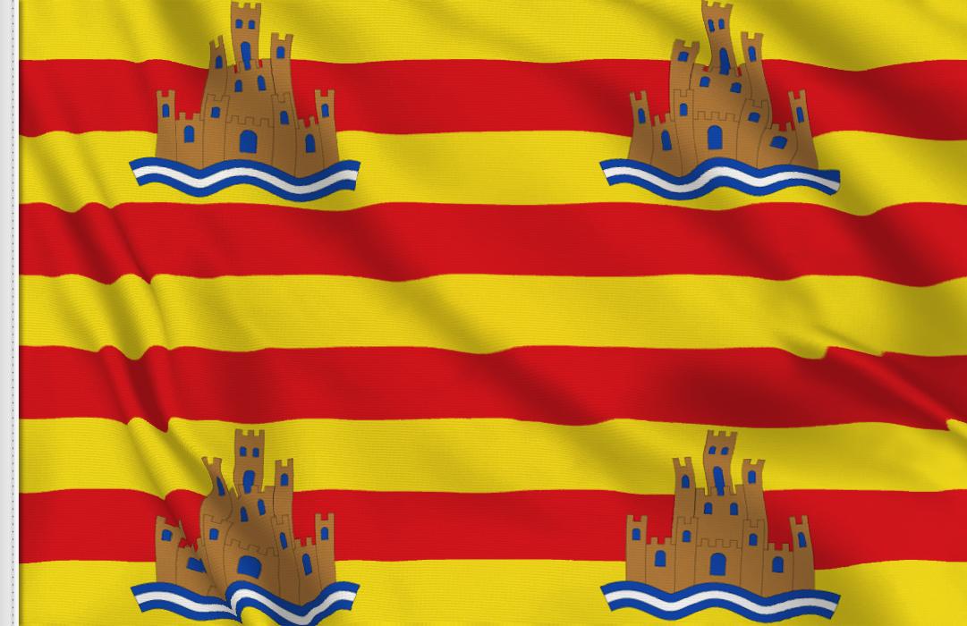 fahne Ibiza, flagge di Ibiza