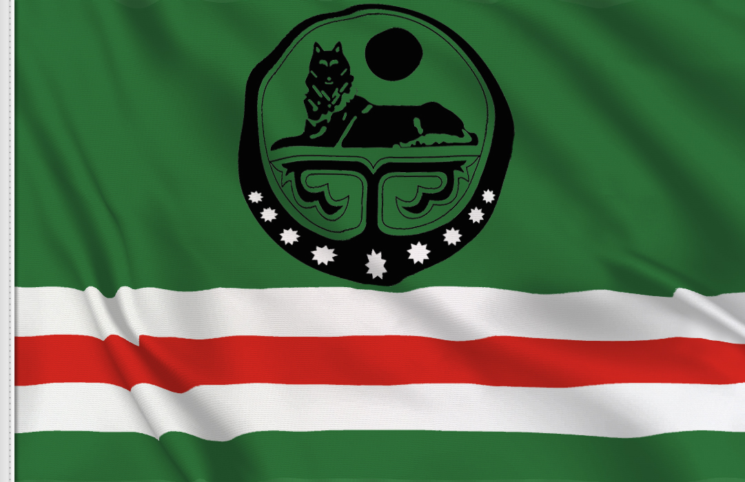 Republica Chechena de Ichkeria flag