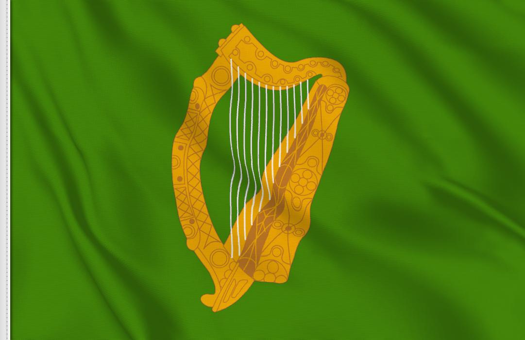 Irish Naval Jack flag