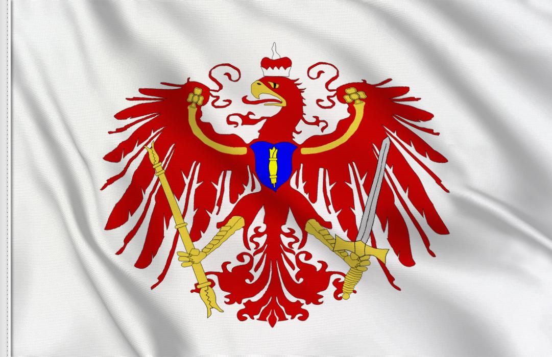 drapeau Marine Brandebourg