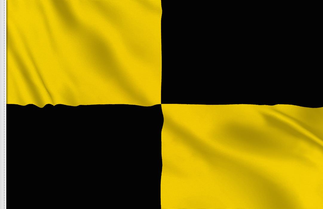 fahne Buchstabe L, flagge Lima