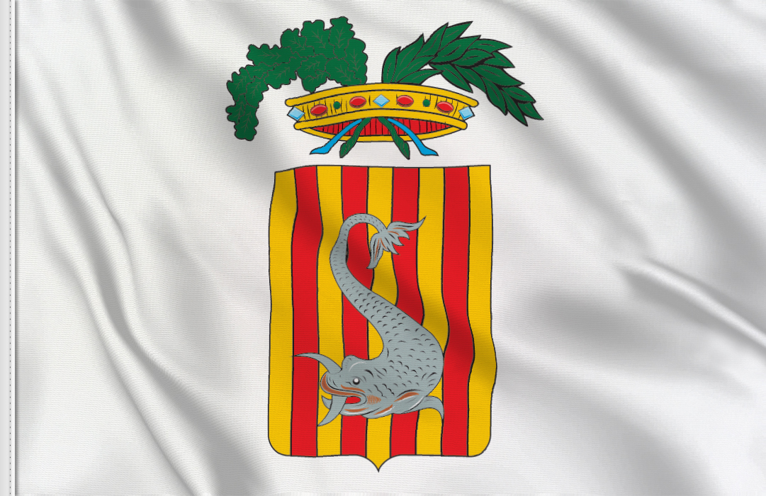 fahne Lecce Provinz, flagge von Lecce