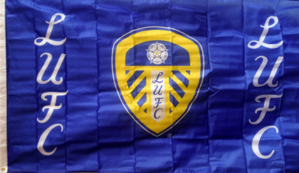 Leeds United AFC flag