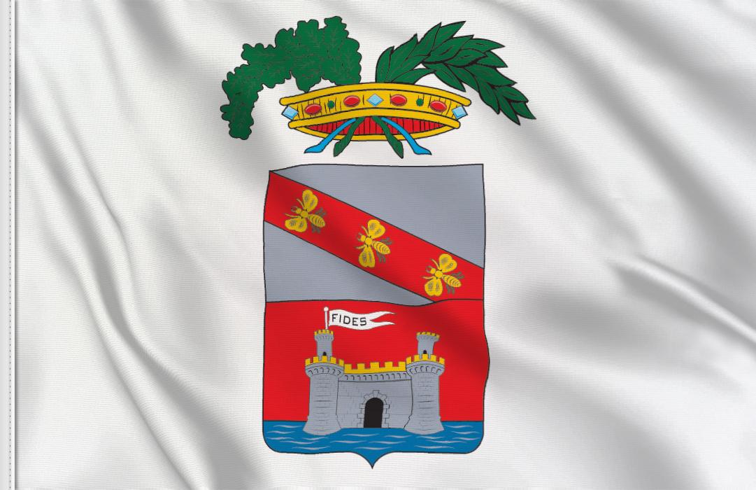 fahne Livorno Provinz, flagge von Lovorno