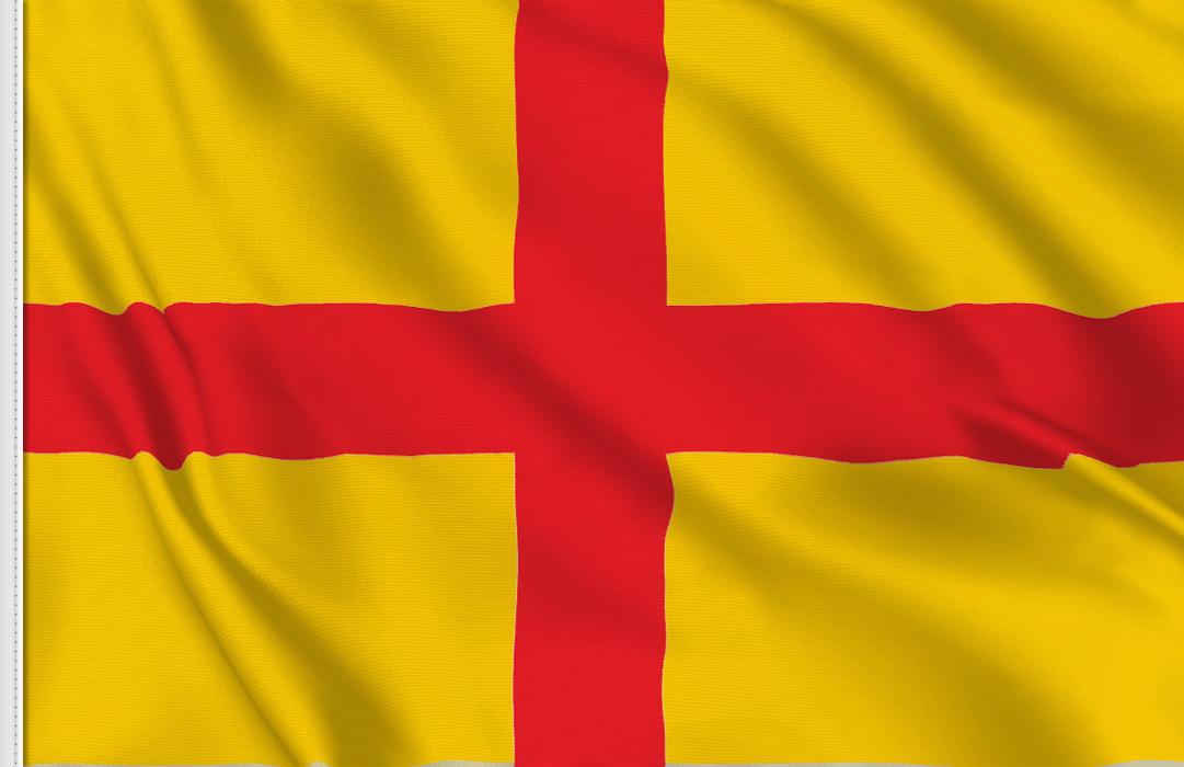 fahne Lodi, flagge von Lodi