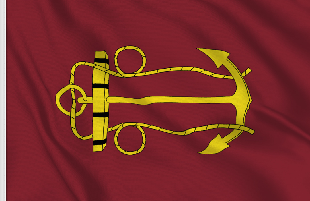fahne Royal Standard der Lord High Admiral, flagge der Lord High Admiral